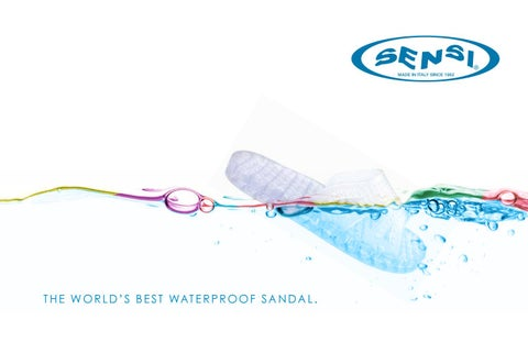 45e501d5903fa The World s Best Waterproof Sandal at Sensi Sandals by Kelly Phelps ...