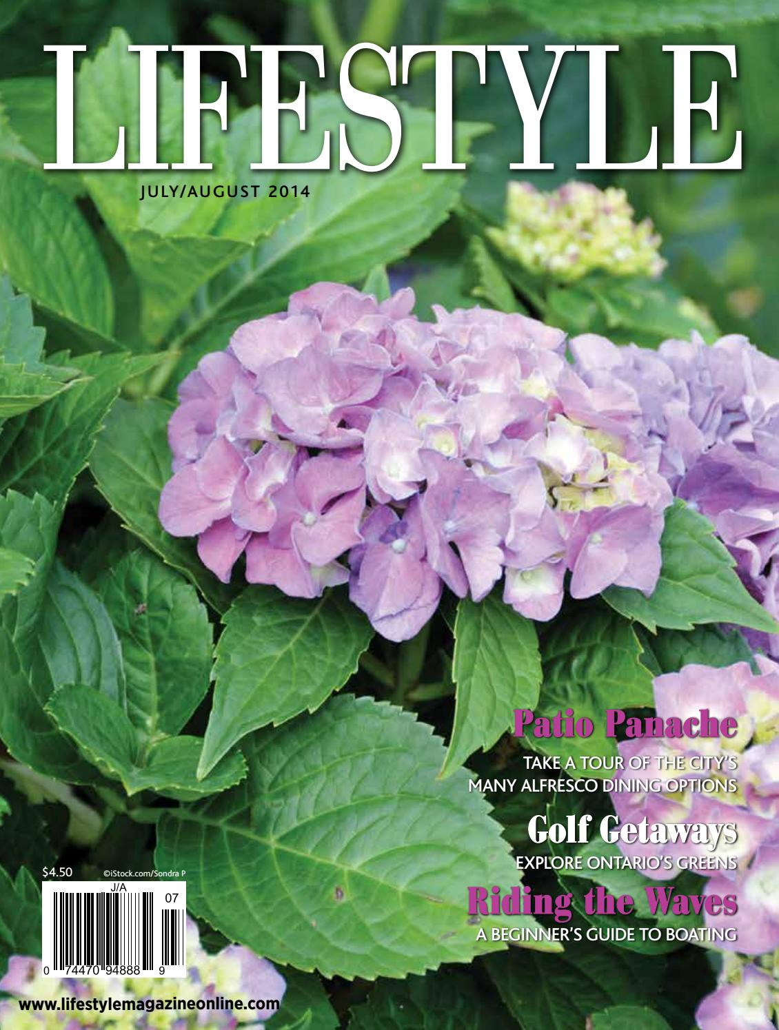 Lifestyle Magazine July August 2014 By Lifestyle