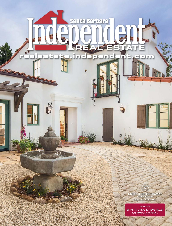 Santa Barbara Independent Real Estate, 6/16/2016 by SB Independent ...