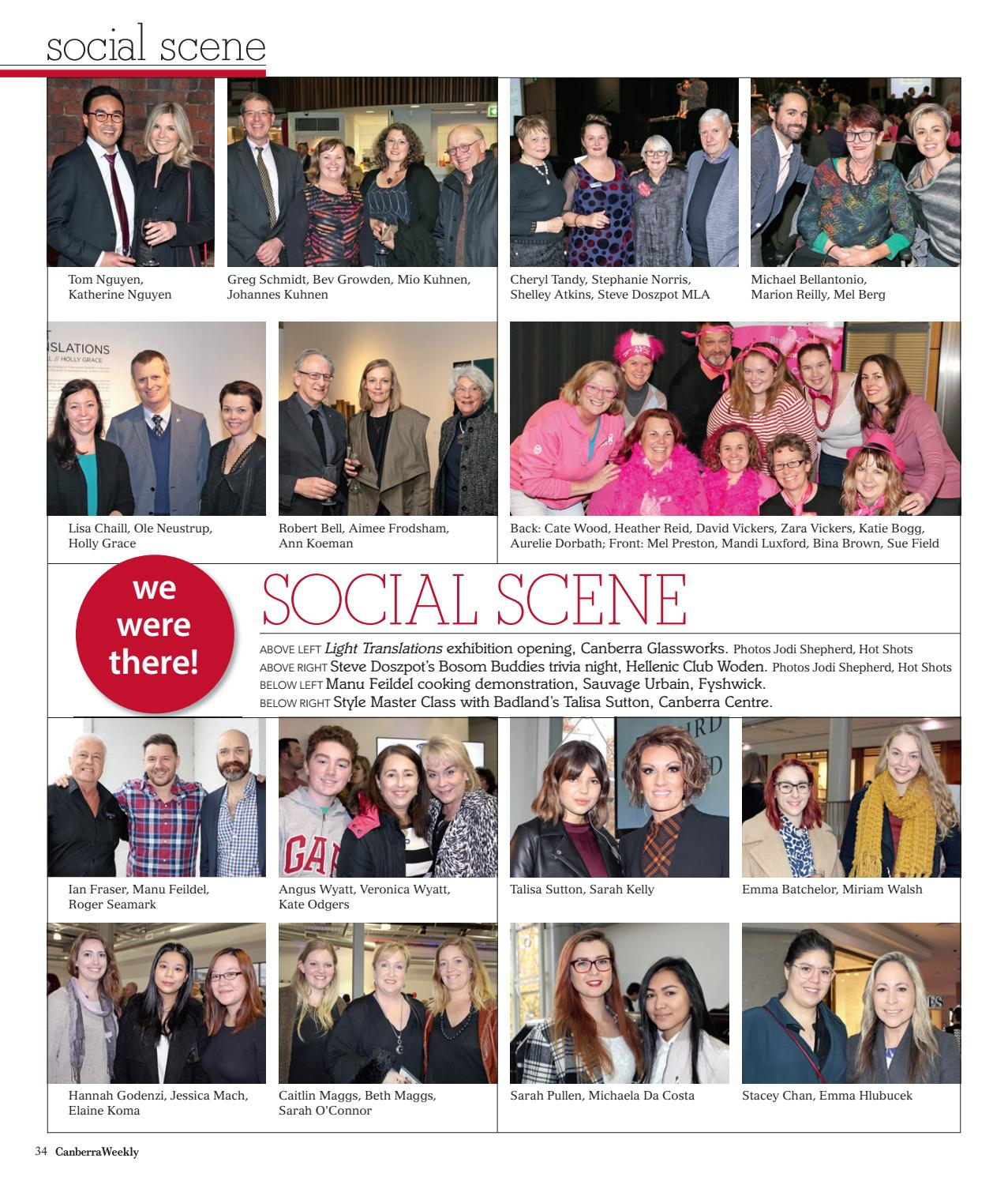 09 June 2016 By Canberra Weekly Magazine