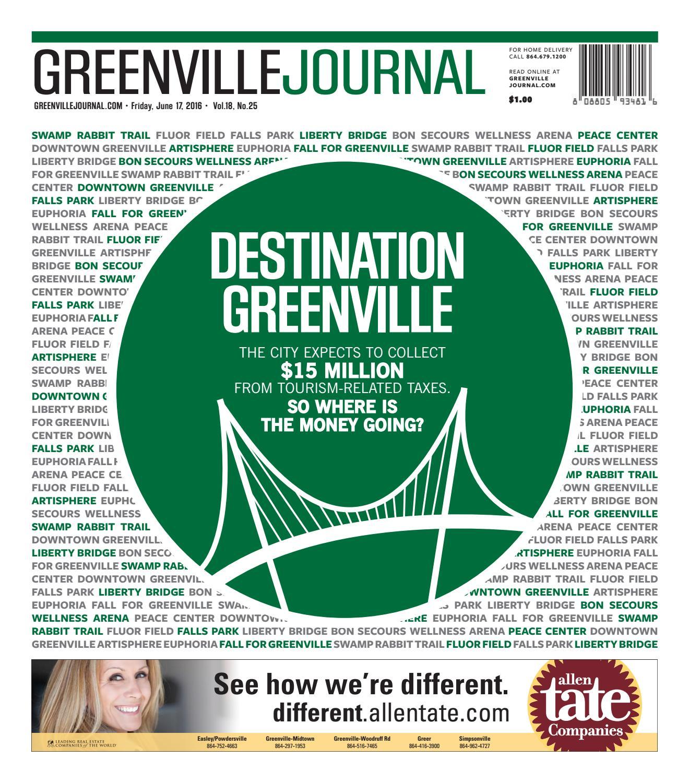 June 17, 2016 Greenville Journal by Community Journals - issuu