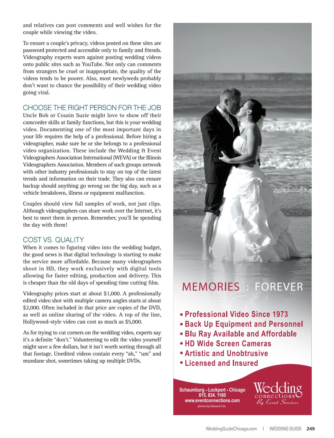 Wedding Guide Chicago 2016 by Wedding Guide Chicago - issuu
