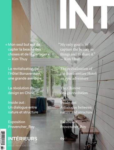 INTERIEURS 69 By Agence PID