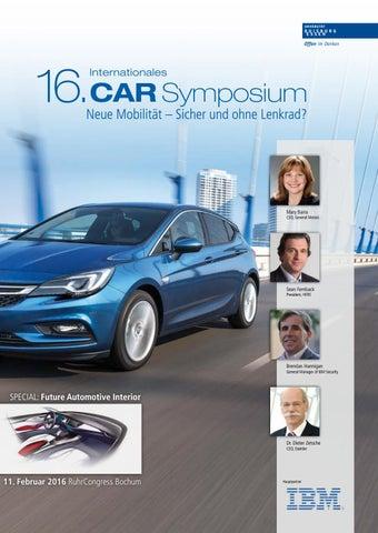 CAR-Symposium 2016 in Bochum by Daniel Przygoda - issuu
