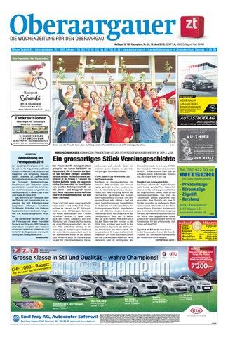 Oberaargauer 24/16 By ZT Medien AG   Issuu