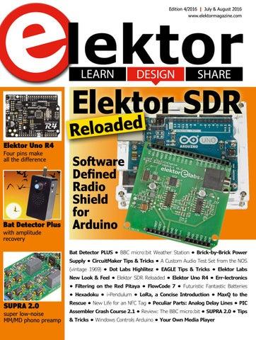 Elektor Magazine Edition 4 2016 By Elektor Issuu