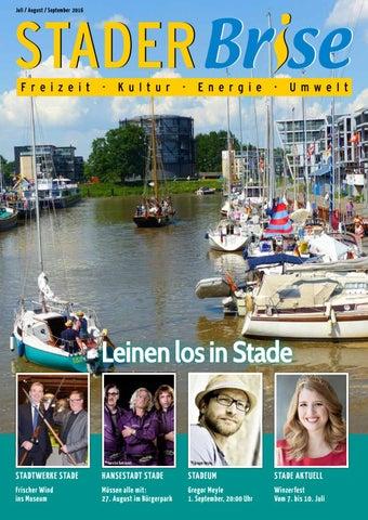 b4c10376f6b5f Stader Brise Juli   August   September 2016 by Stadtwerke Stade GmbH ...