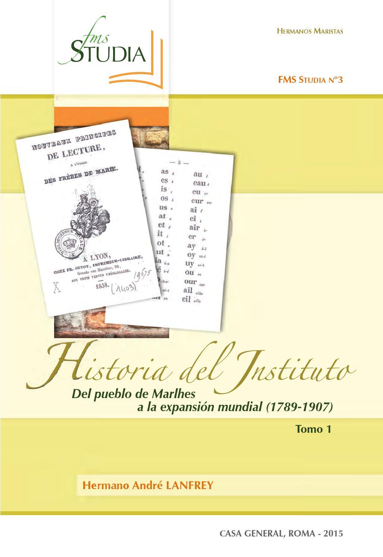 Historia del Instituto - Del pueblo de Marlhes a la expansión ...