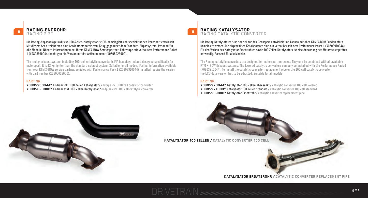 X Bow Powerparts Powerwear 2016 By Ktm Group Issuu