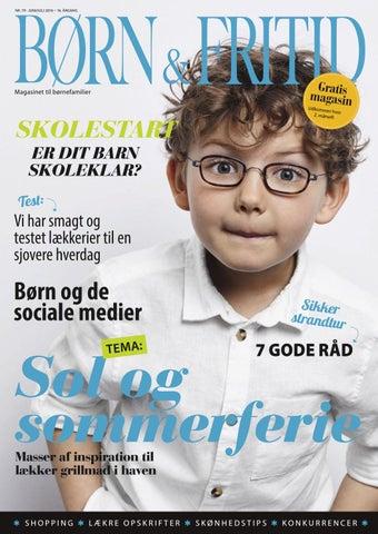 d5163080b125 Børn   fritid nr 79 by Børn   Fritid - issuu