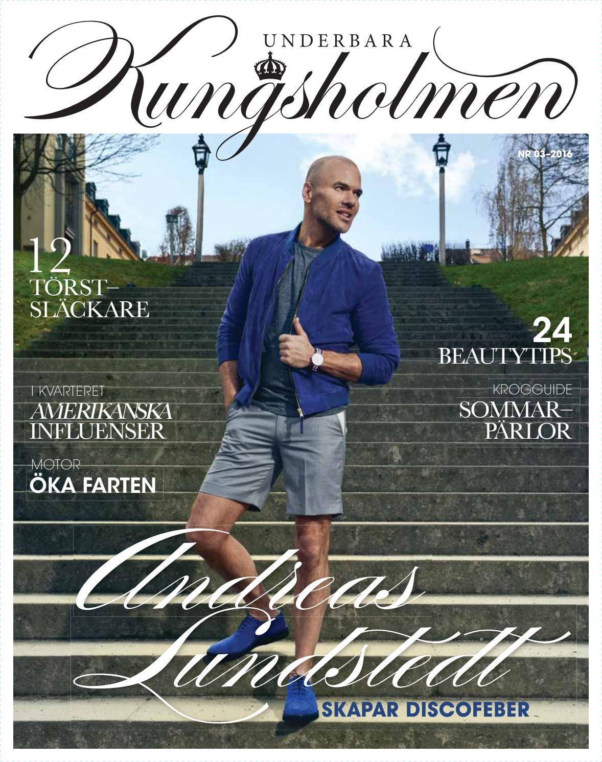 Underbara kungsholme 2016 03 by Alm   Möller Royal Publishing Group AB -  issuu a304886e12ed1