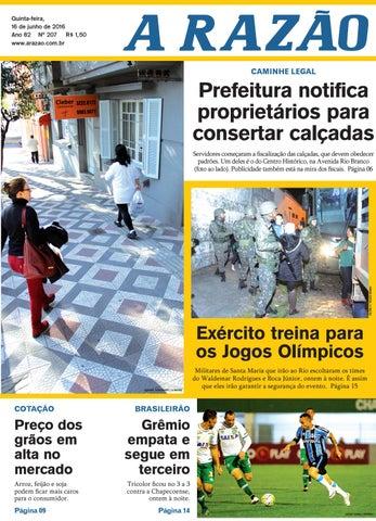 b564ddf801 Jornal A Razão 16 06 2016 by Jornal A Razão - issuu