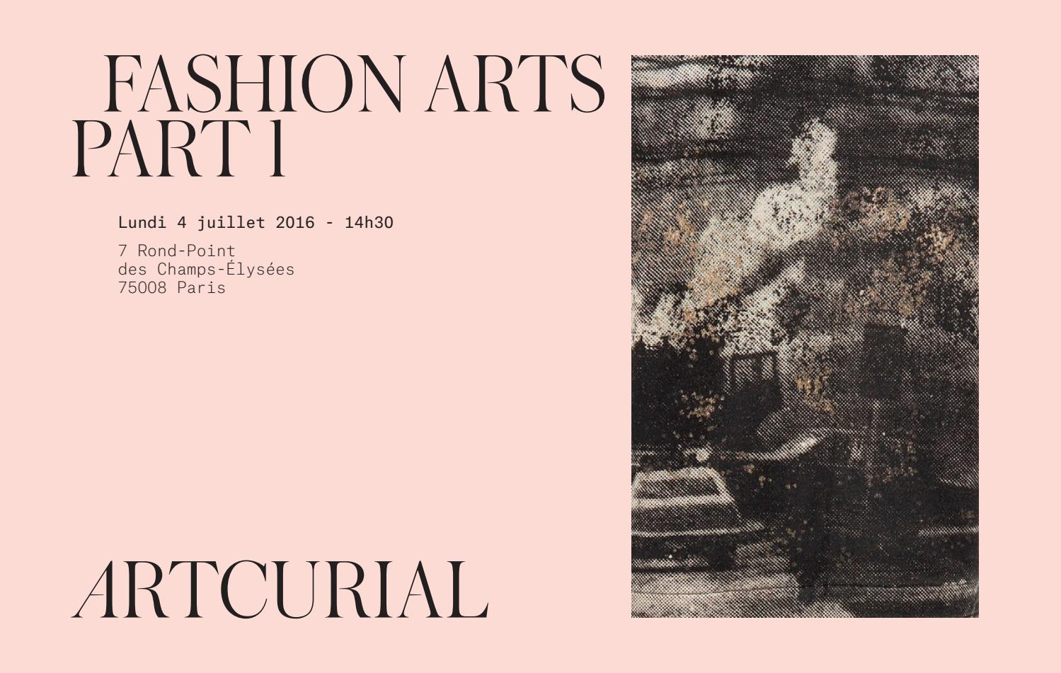 Fashion Arts by Artcurial - issuu b3bdd21e1f3