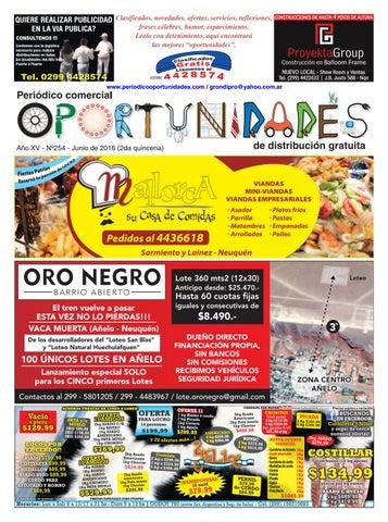 8bf212c68 Oport 254 by Periodico Oportunidades - issuu