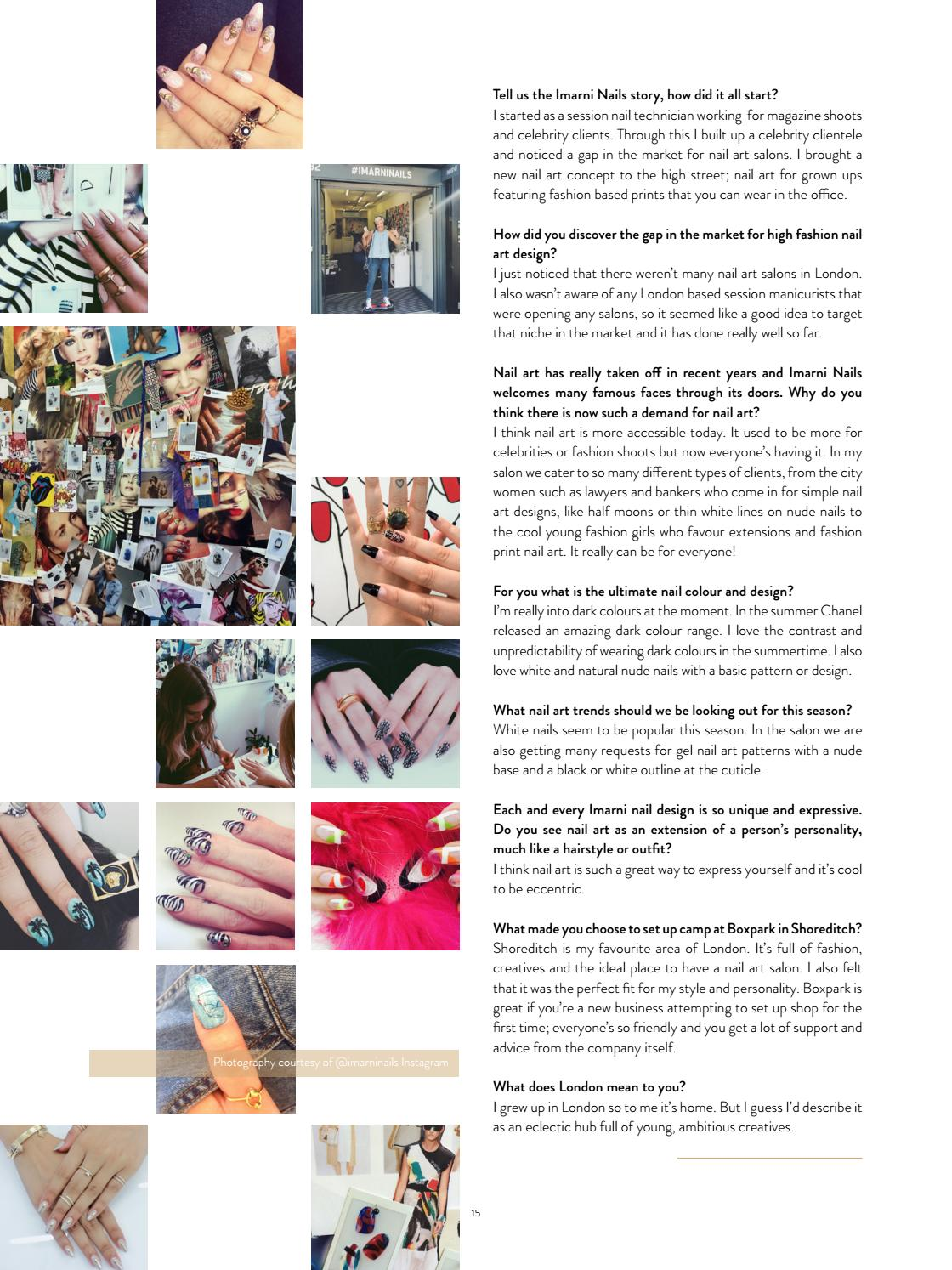 Nail Art Places In London Papillon Day Spa
