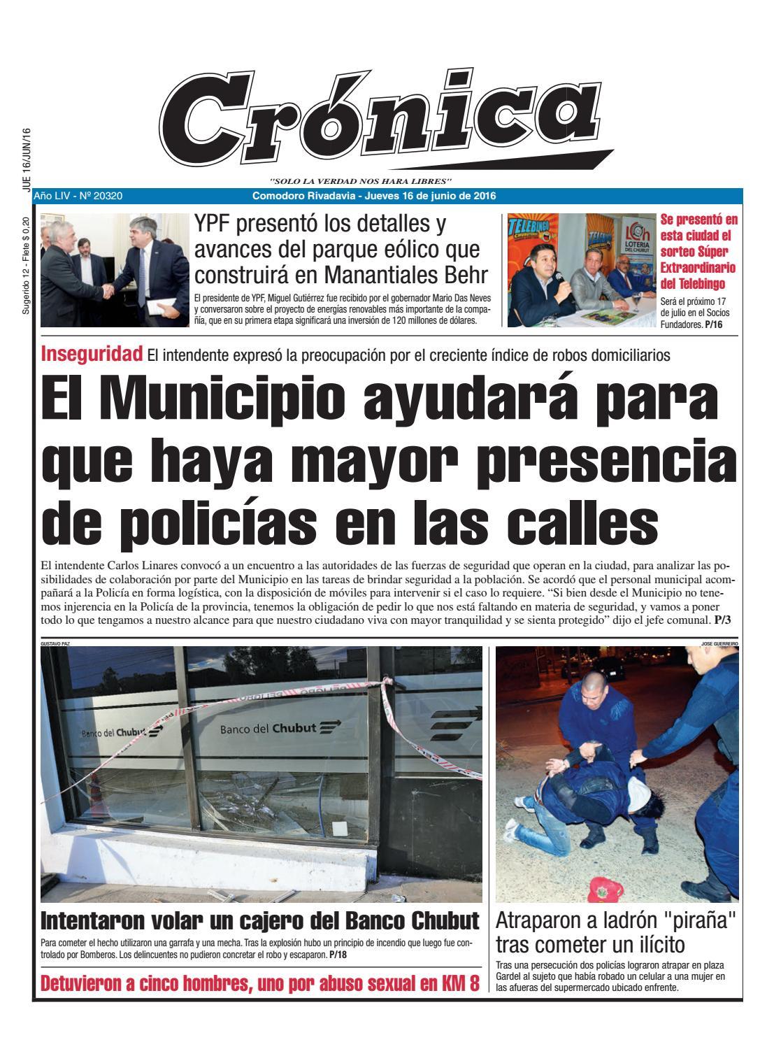 D8c70fe816c7a36a0ee0faccd4b70be5 by Diario Crónica - issuu