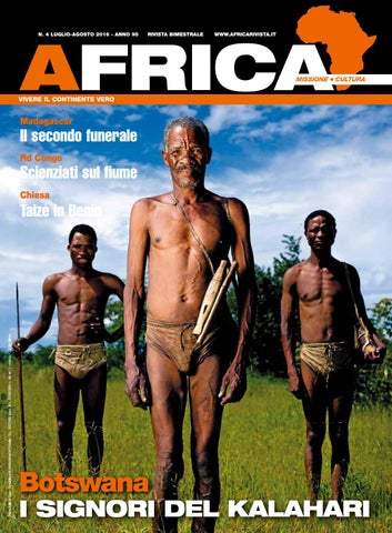 Africa 04 2016 by africa rivista   issuu