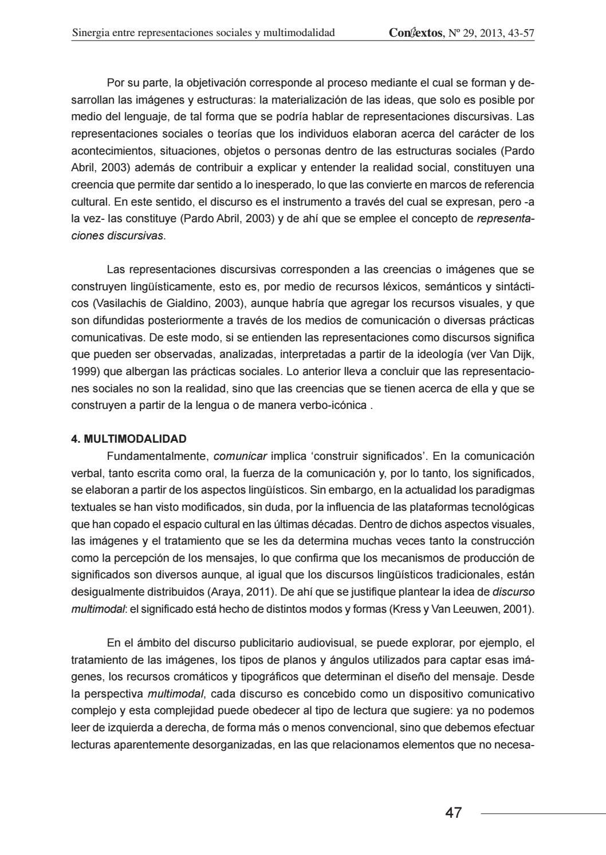 Revista Contextos Número 29 by UMCE - issuu