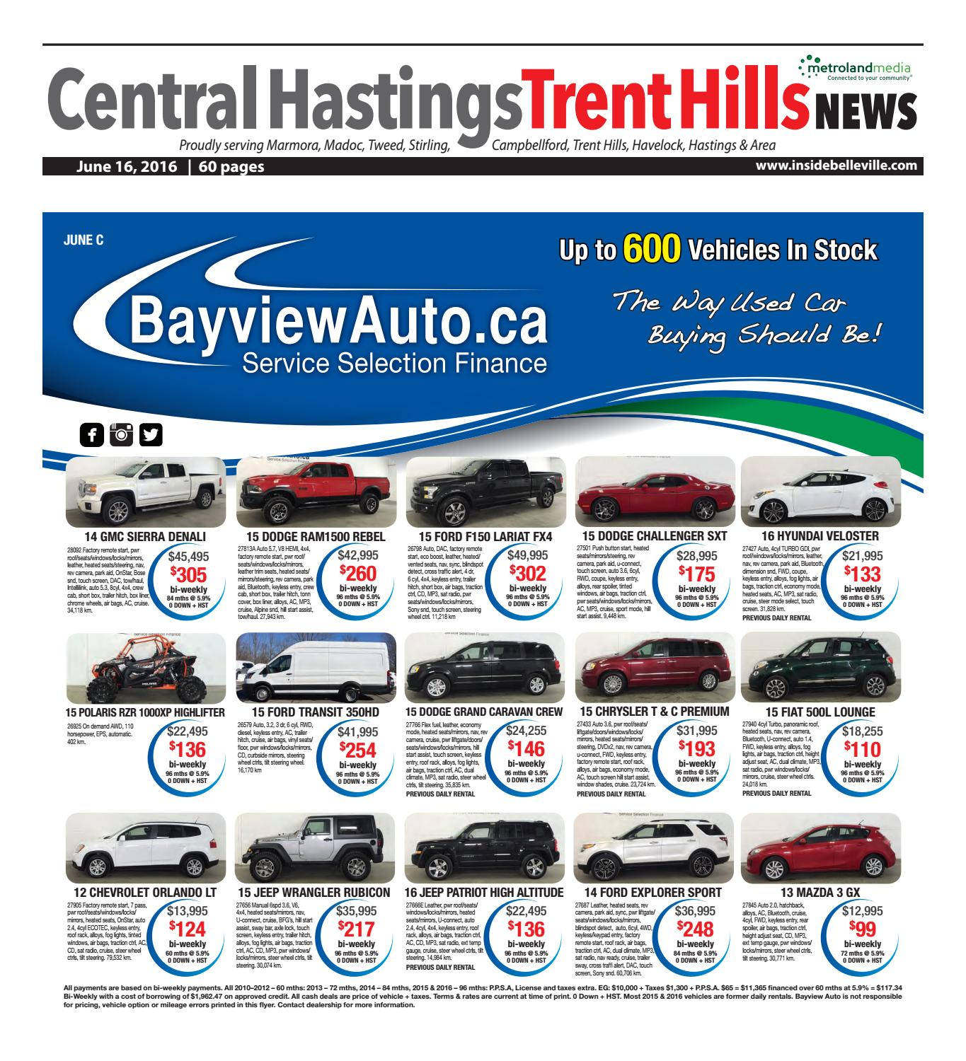 023e360f1e75 Chth061616 by Metroland East - Central Hastings News - issuu