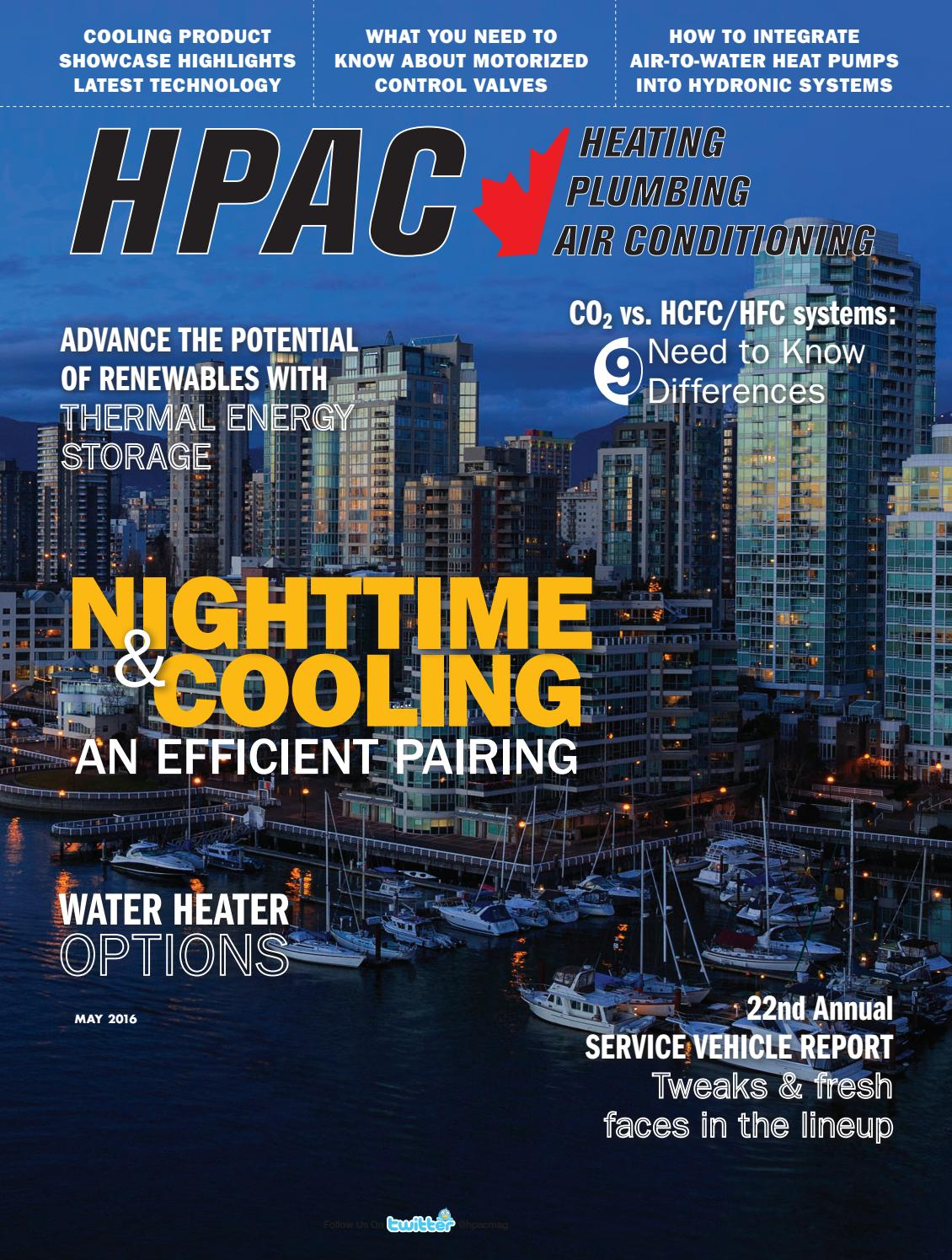 Hpac May 2016 By Annex Newcom Lp Issuu Keeprite Refrigeration Units Wiring Diagram