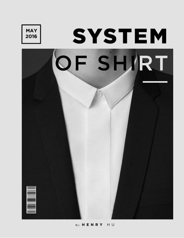 2144d3c1d6af0 System of Shirt by Zeyn Afuang - issuu
