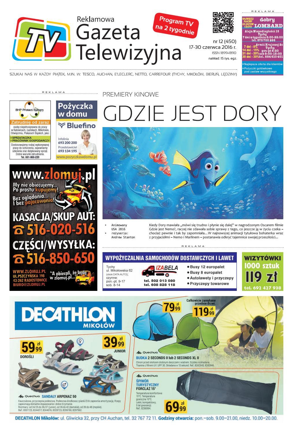 Telewizyjna Gazeta Kobiet Nr 12 2016 06 17 By Krzysztof Ewicz