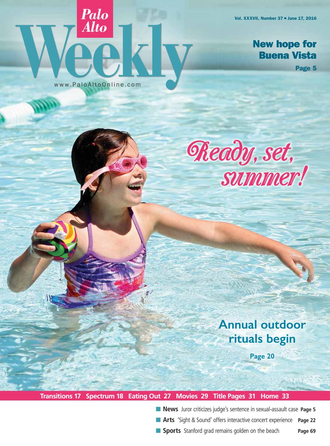 Palo Alto Weekly June 17, 2016 by Palo Alto Weekly - issuu