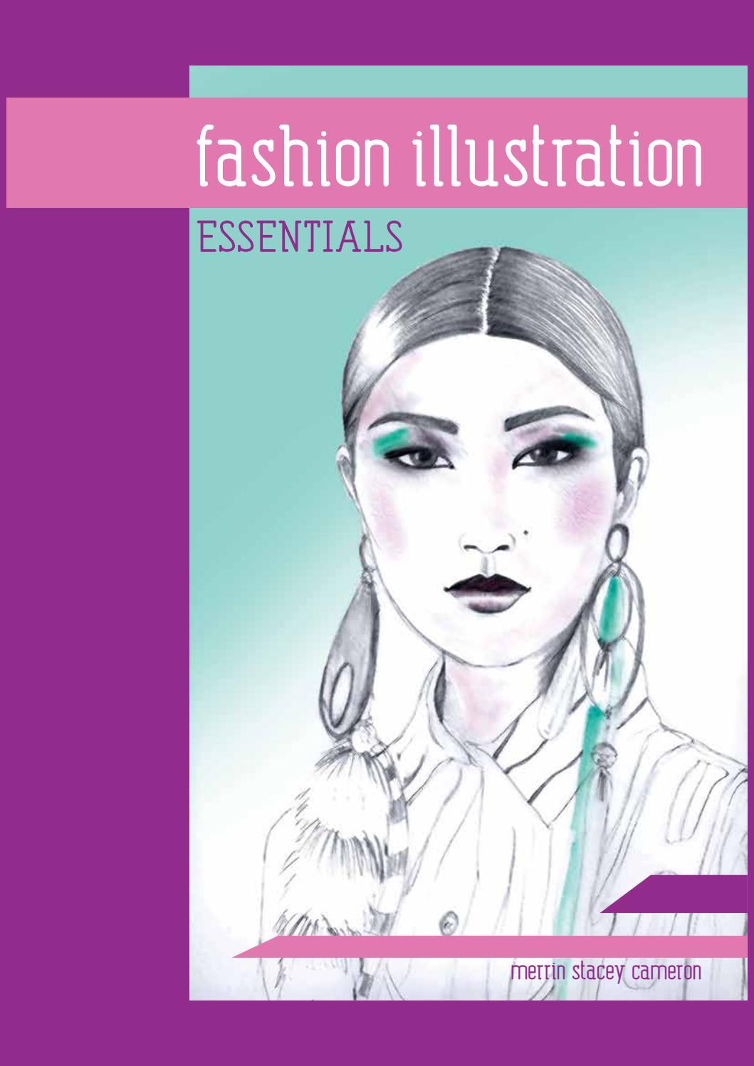 fashion illustration ESSENTIALS by Merrin Stacey   issuu