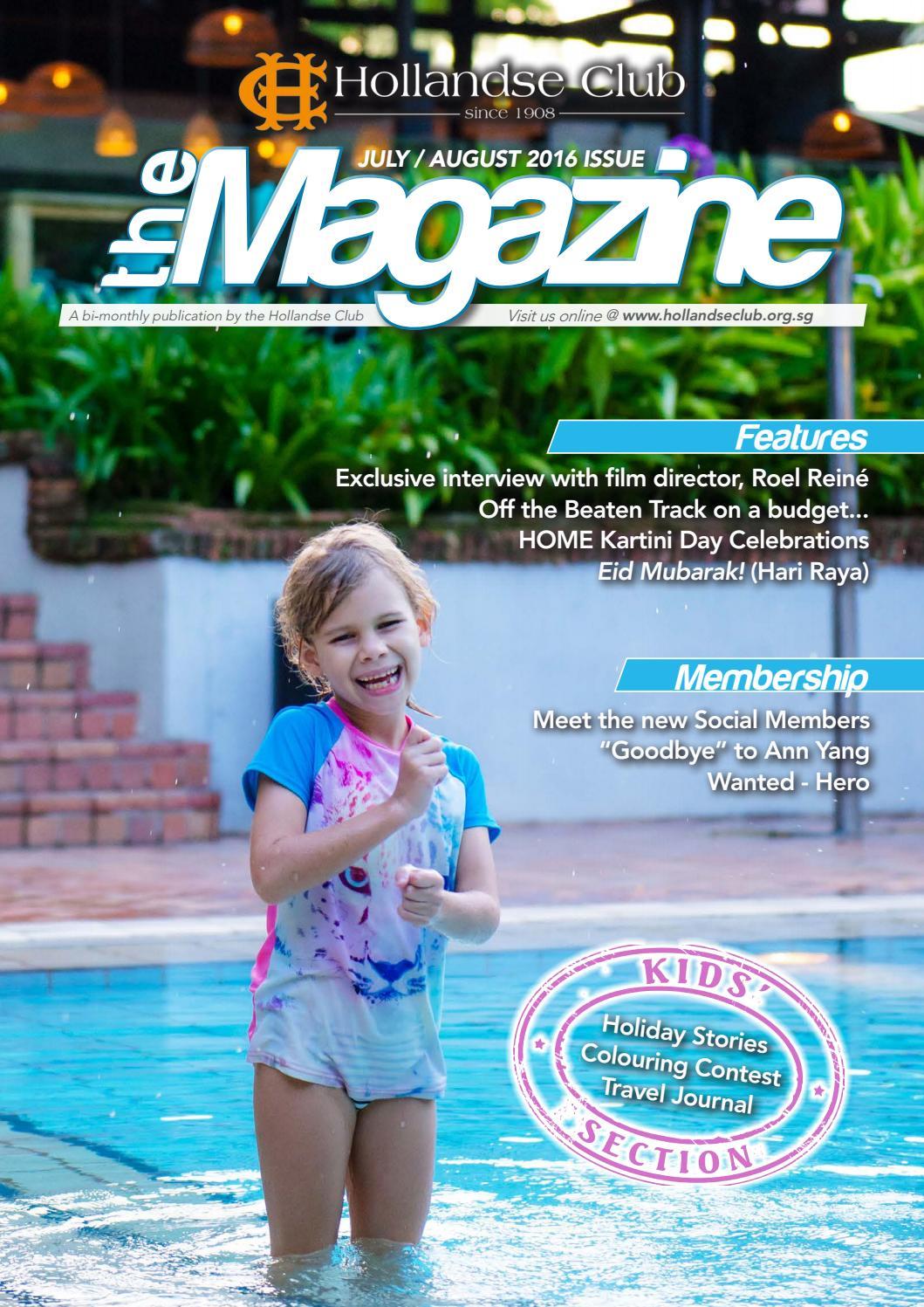 Hollandse Club Magazine July August  By Hollandse Club Issuu