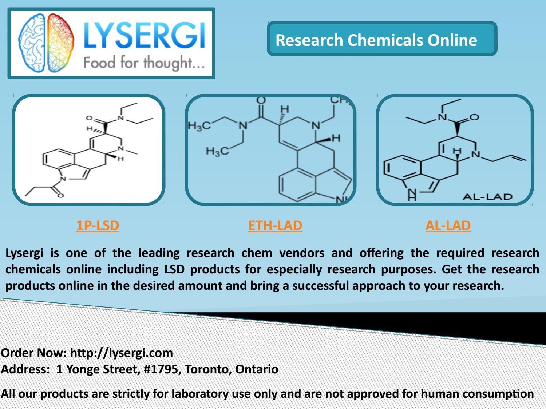 Shop Online AL-LAD - Lysergi by Lysergic Supplier - issuu