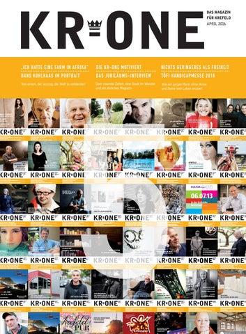 Kr One 04 2016 Web By Michael Neppeßen Issuu
