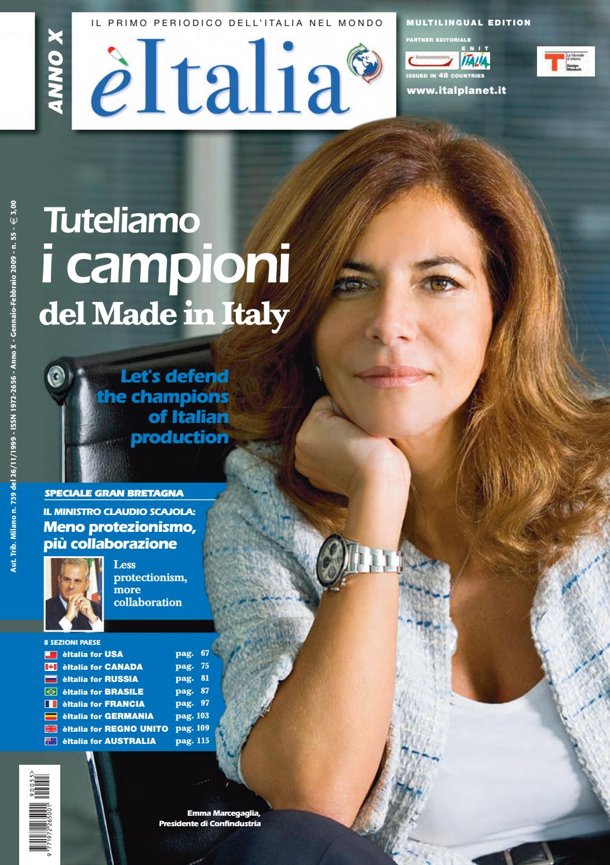 èitalia 55 – Il Primo Periodico dell Italia nel Mondo by èItalia - issuu 9eb85227a8e