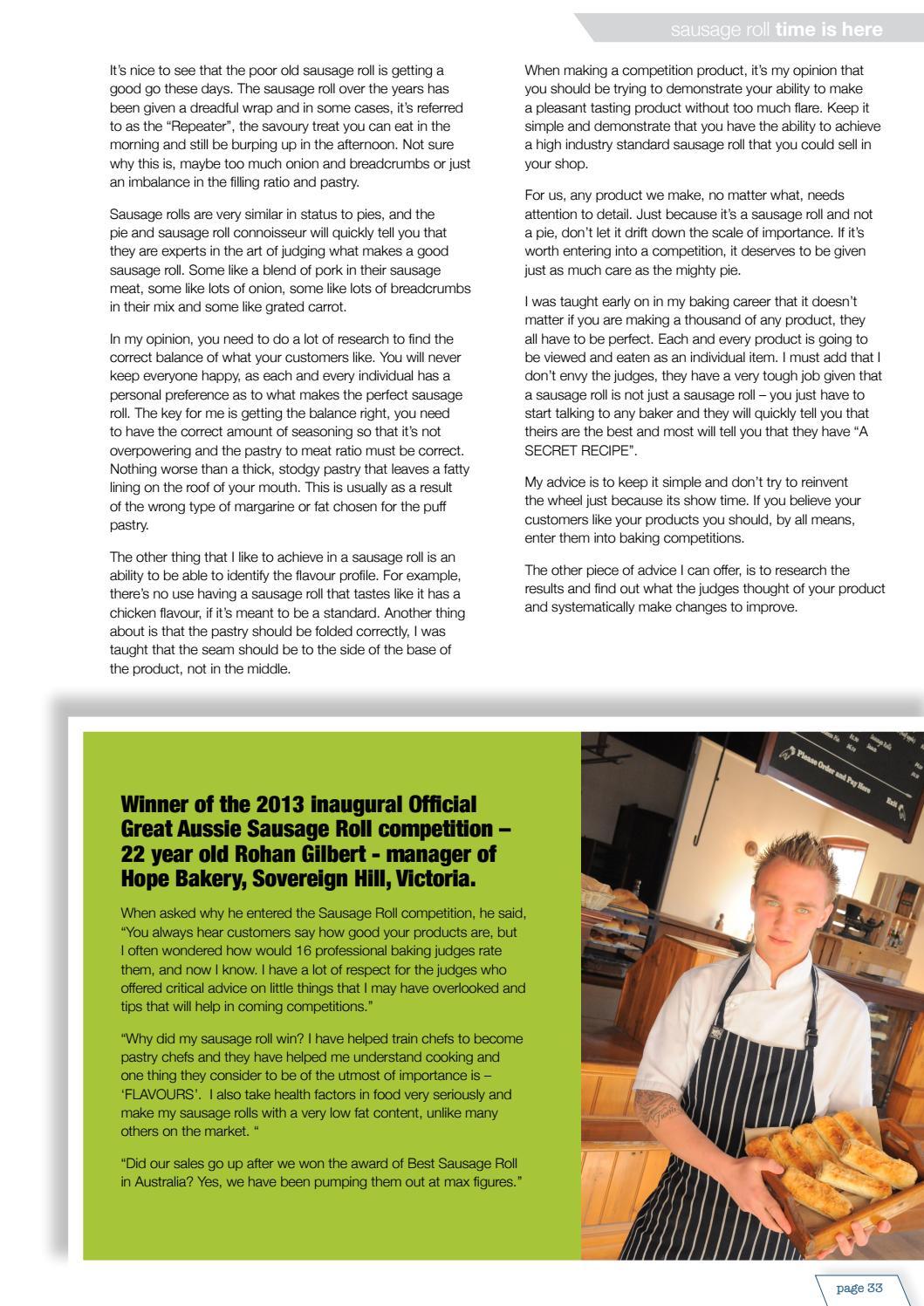 Australasian Baker - magazine issue 32 by itsabec - issuu