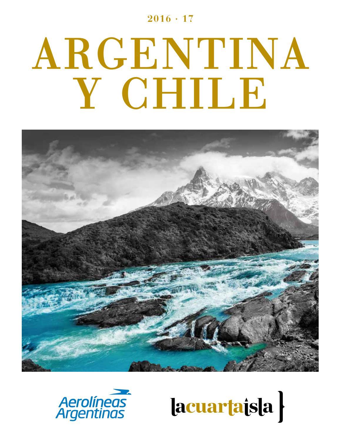 Argentina Y Chile V16 By Viajes Tierra Sinai Issuu