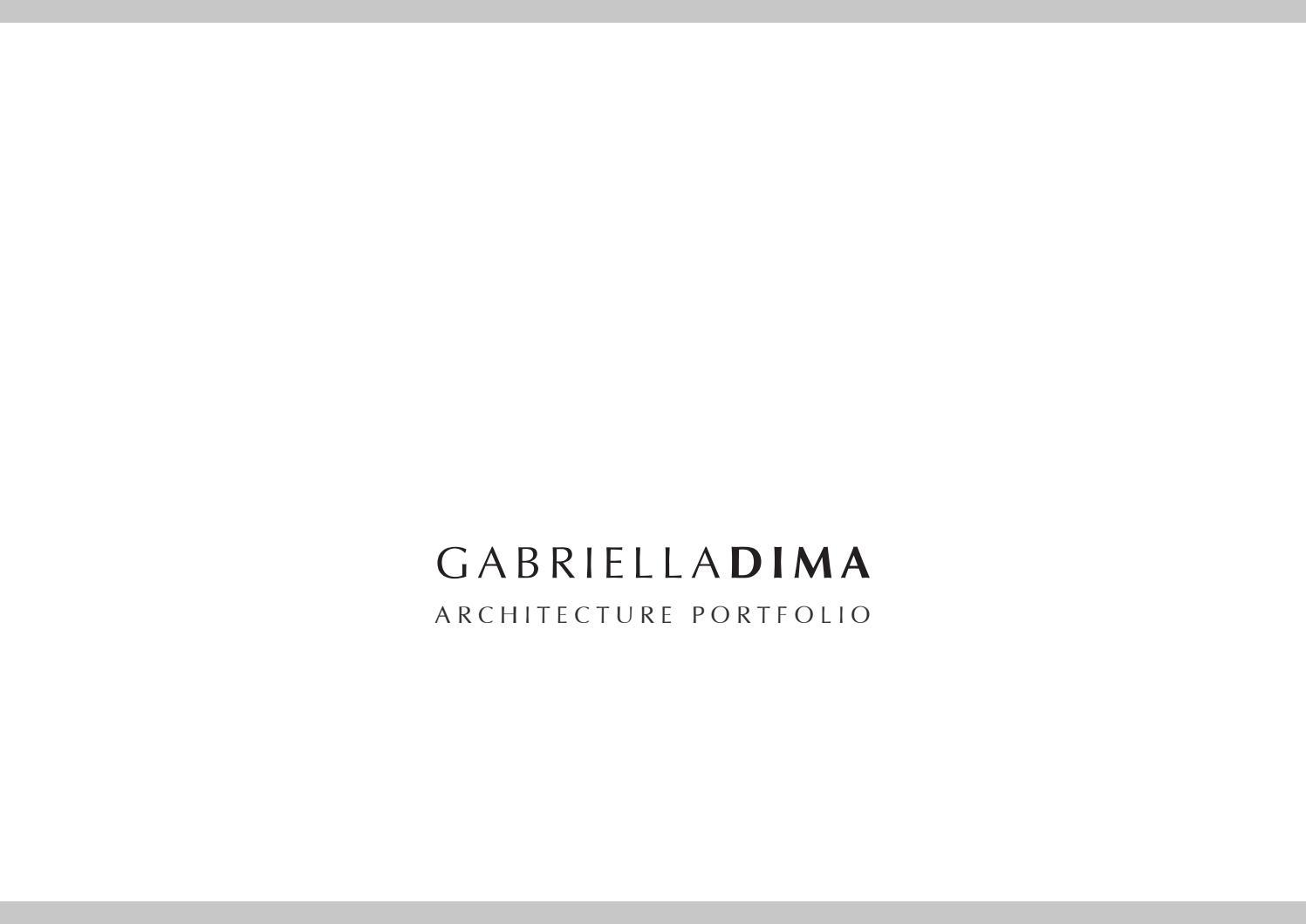 Showroom It Rignano Flaminio gabriella dima | portfolio by gabriella dima - issuu