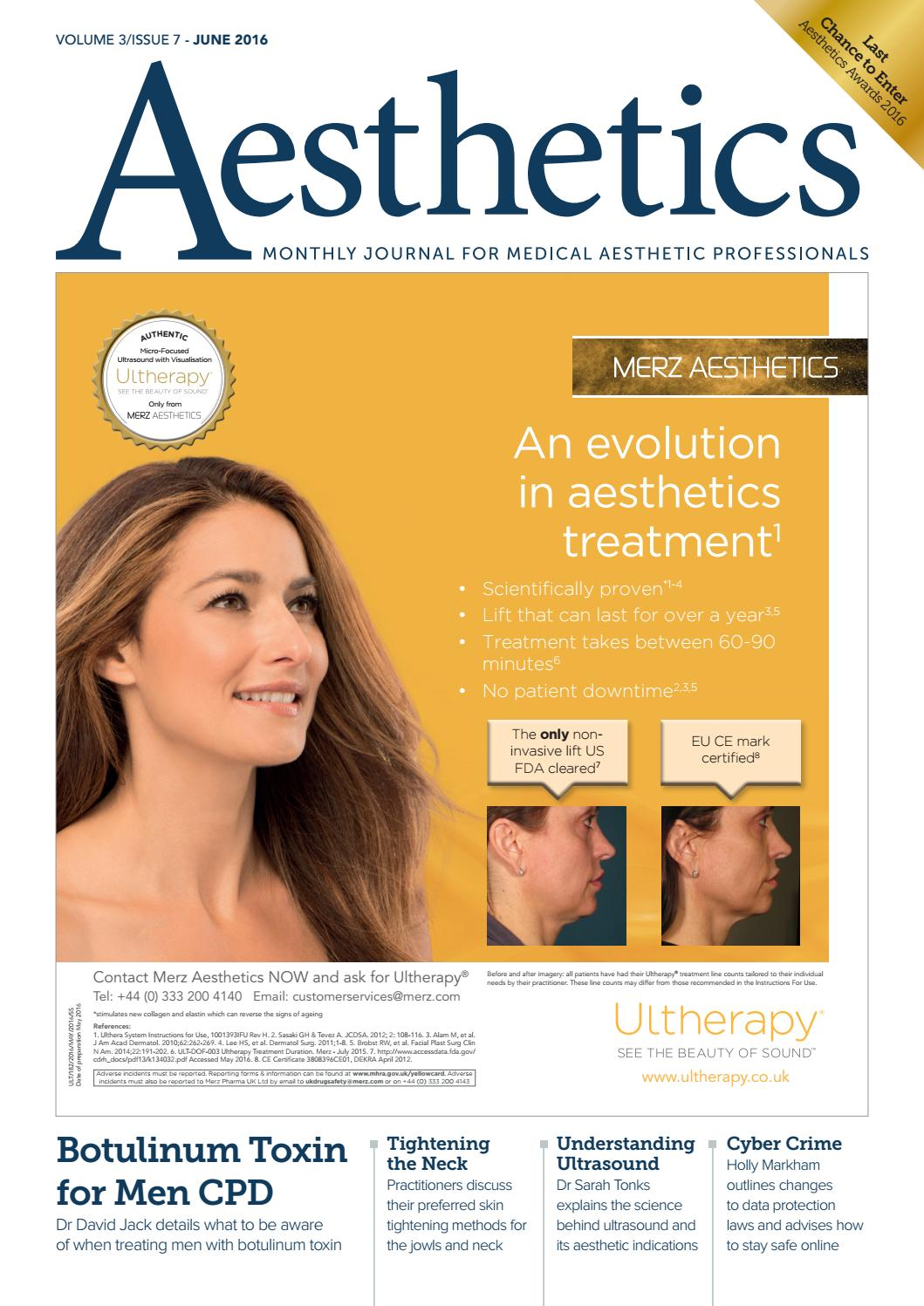189fb4738d22 Aesthetics June 2016 by Aesthetics Journal - issuu