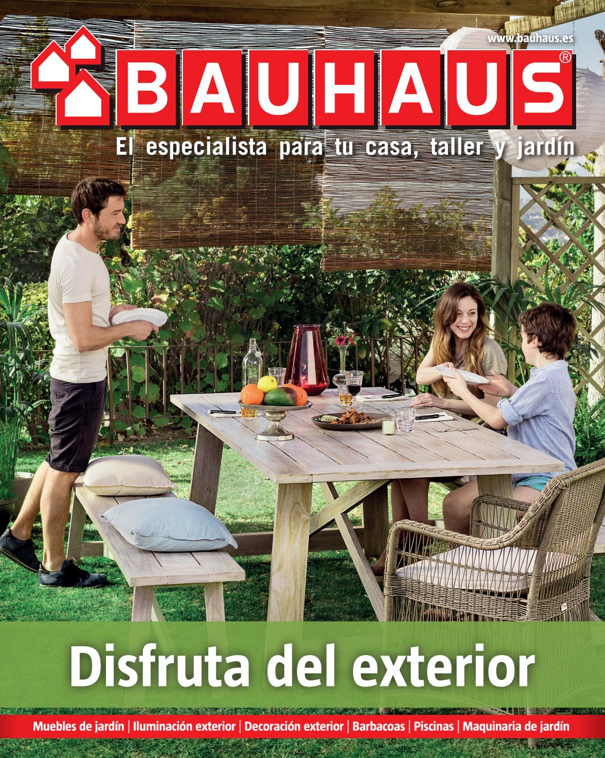 Ventanas Pvc Bauhaus.Especial Jardin Bauhaus By Bauhaus Issuu