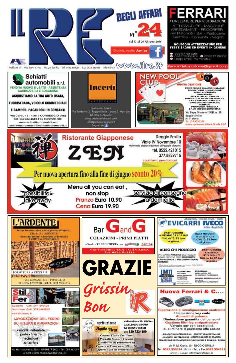 IL RE DEGLI AFFARI NR° 24 2016 by Il Re degli Affari - issuu 1316e34505a