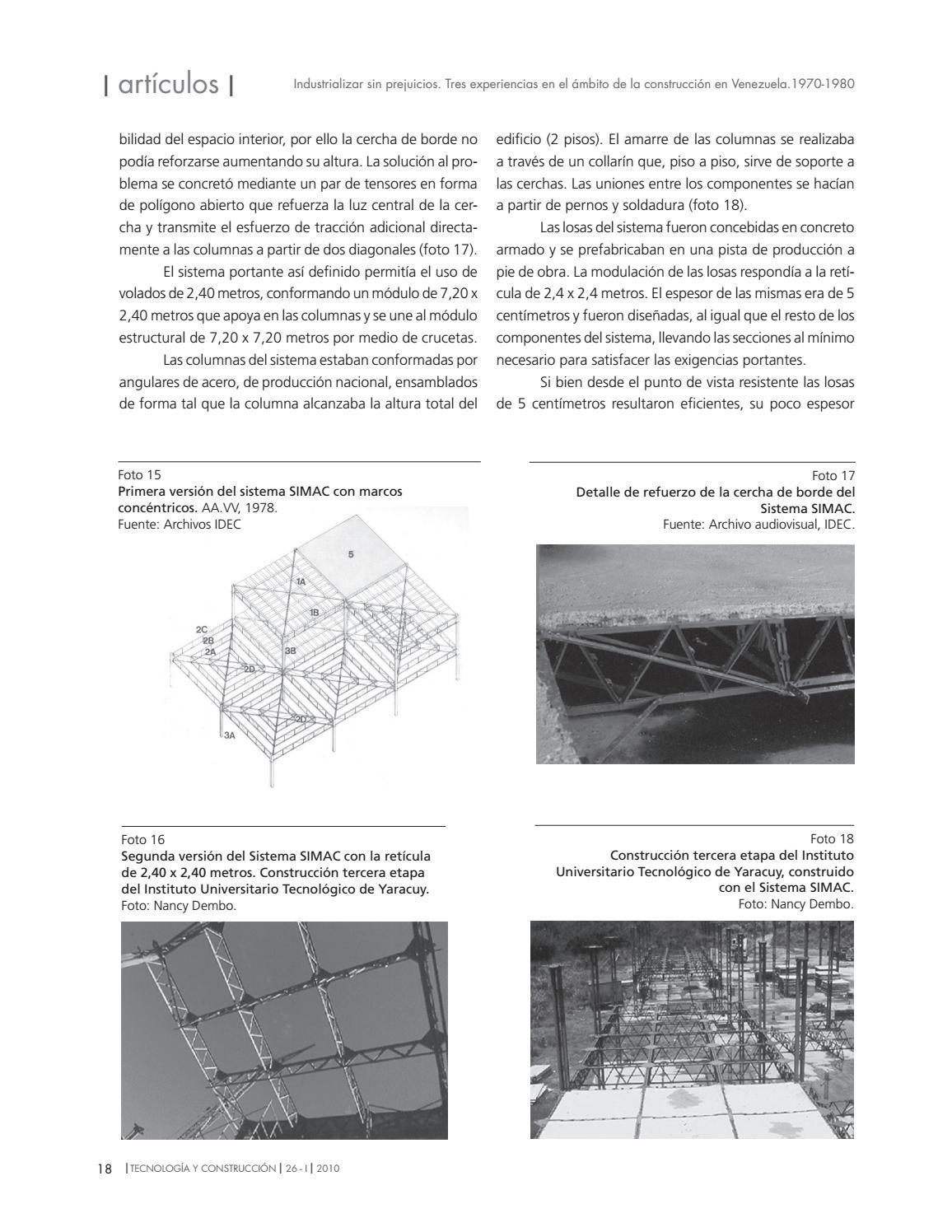 Tyc 26 I by Revista TyC - issuu