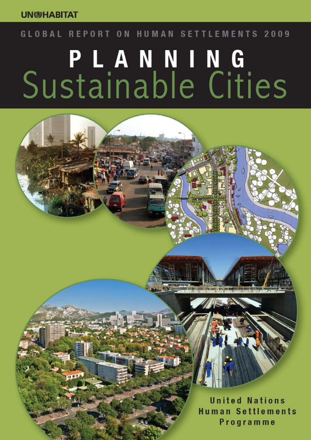 Planning Sustaunable Cities - UN Habitat