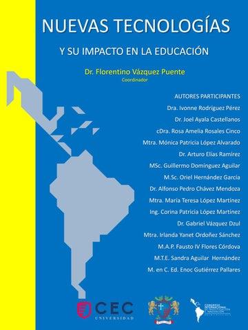 Nuevas Tecnologías y su Impacto en la Educación by Dr ... - photo#27