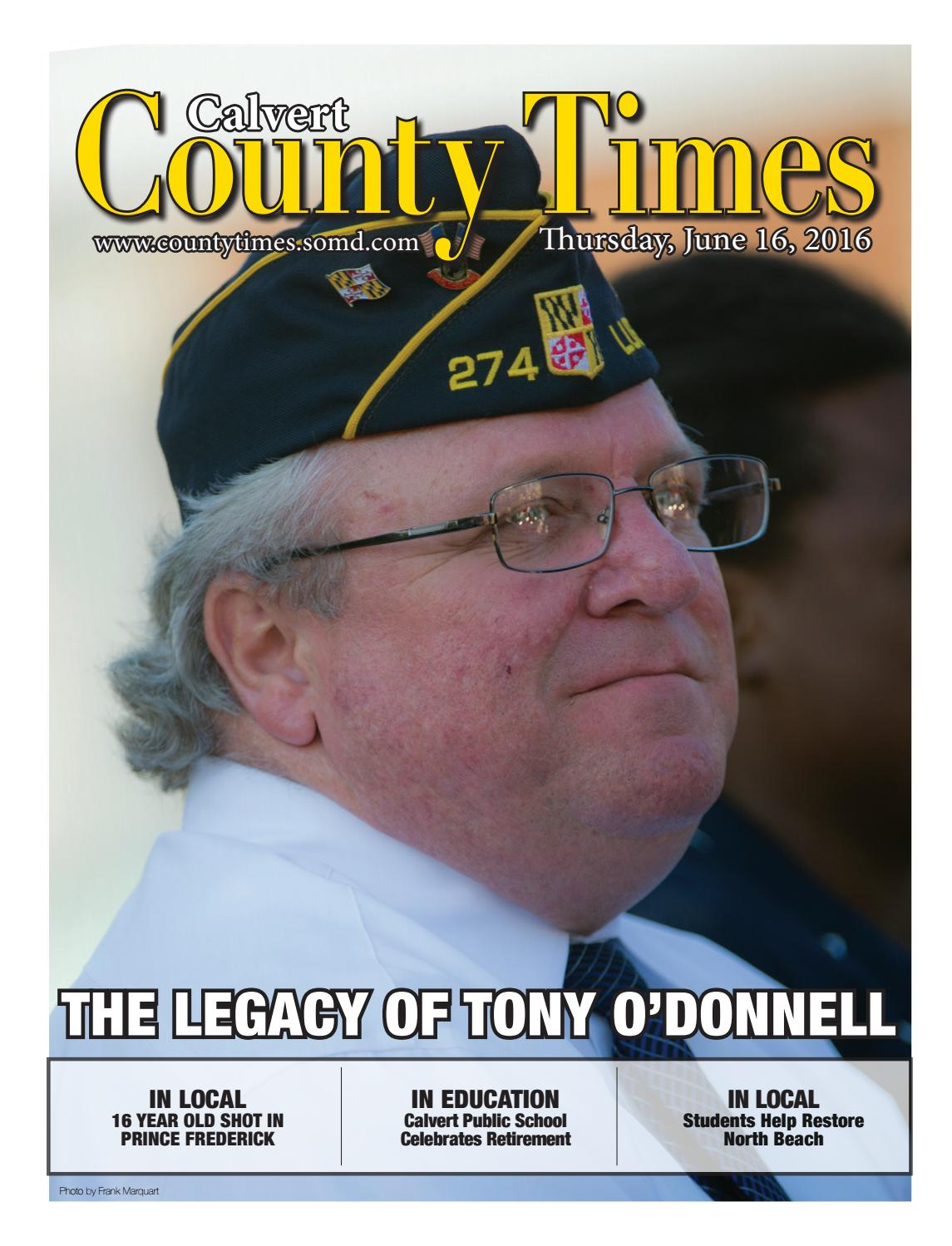 f8f379f86a1 2016-06-16 Calvert County Times by Southern Maryland Online - issuu