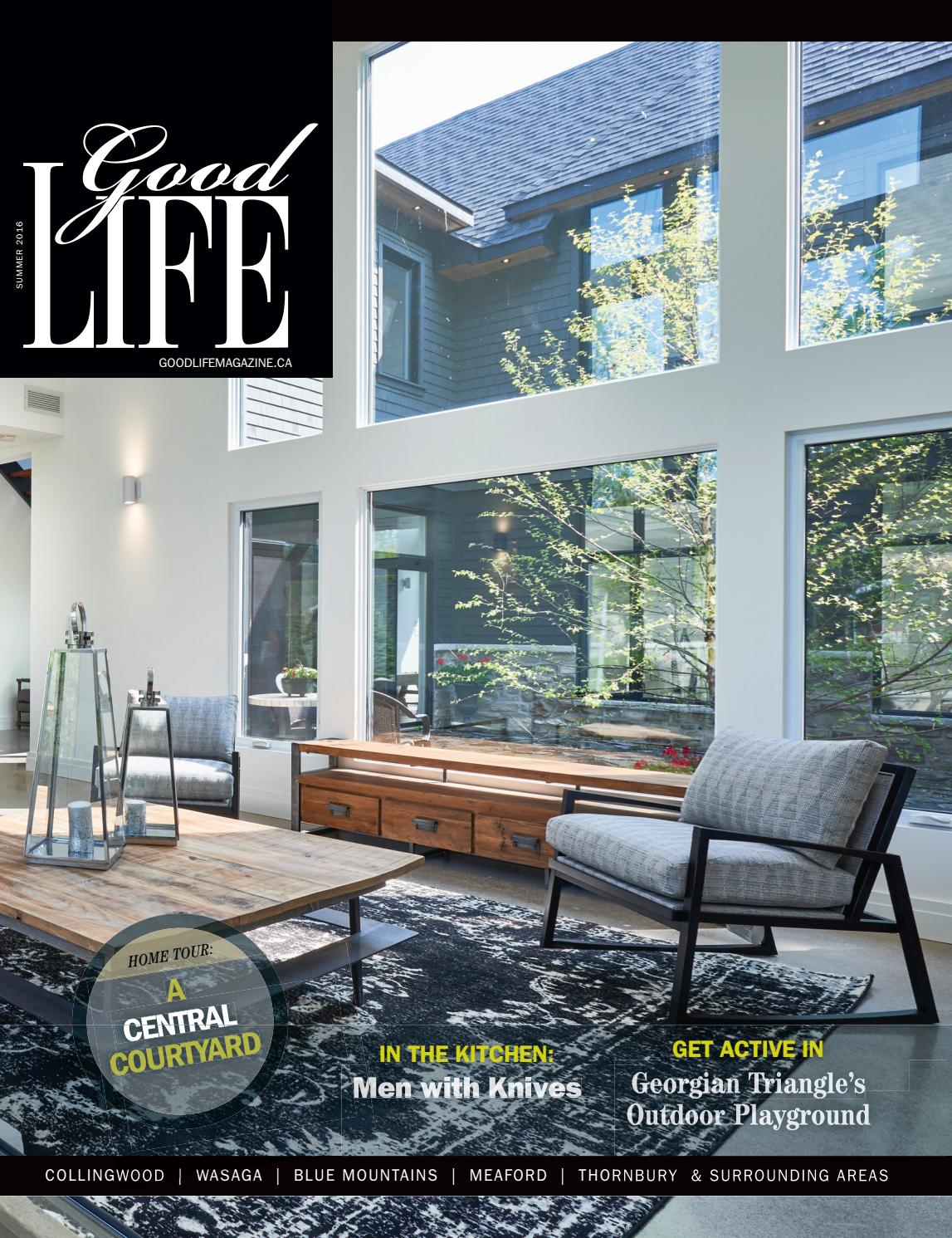 GoodLife Georgian Bay Summer 2016 by GoodLife Magazine - Simcoe ...