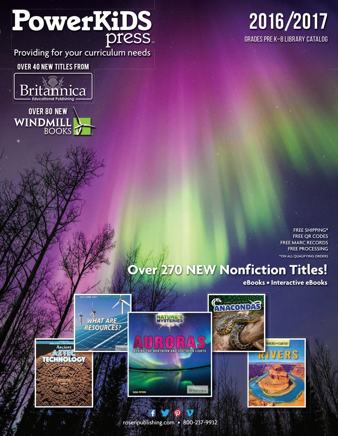 Powerkids press 2016 2017 catalog by rosen publishing issuu fandeluxe Images