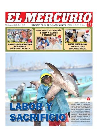 Lunes 11 de enero del 2016 by Diario El mercurio - issuu 53667d8f602
