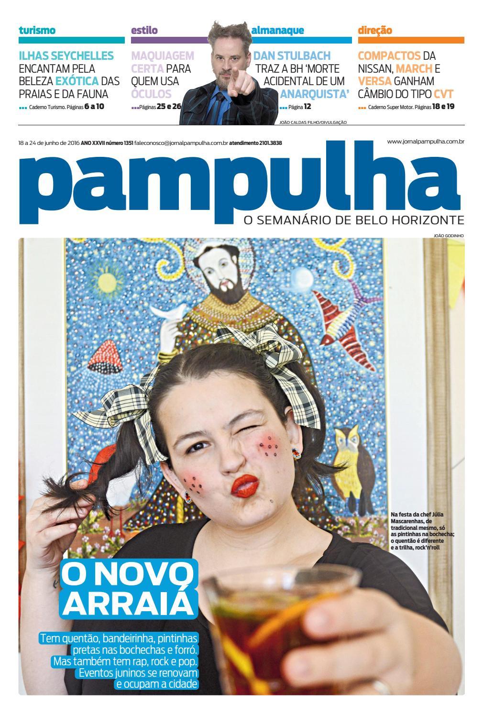 Pampulha Sex-18 06 2016 by Tecnologia Sempre Editora - issuu a4d48ee858