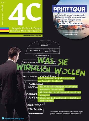 4c Deutschland Ausgabe 3 2016 By 4cmagazin Issuu