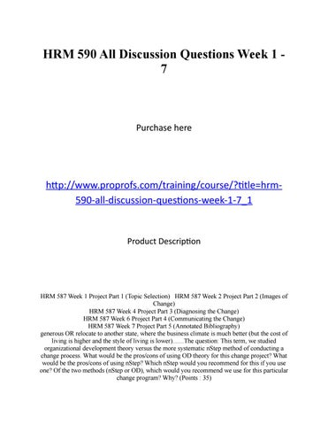 hrm 587 annotated bibliography Ud 014 587 herman  some schools systems use the hrm multiethnic to  define the study of  an annotated bibliography on the american  ex.