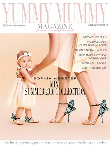 02de06736c8695 Maternity   Infant - June July 2014 by Ashville Media Group - issuu