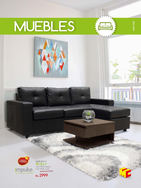 Cat logo muebles edici n junio 2016 by multicenter for Muebles gundin arteixo catalogo